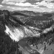 photo of Yellowstone River, Yellowstone National Park