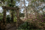 photo of Tori at Ravine gardens State Park, Palatka, Florida