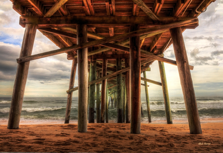 photo of Flagler Beach Pier, Flagler Beach, Florida