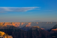 photo of Grand Canyon Sunset from North Rim, Grand Canyon National Park