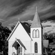 photo of Holy Comforter Church, Crescent City, Florida