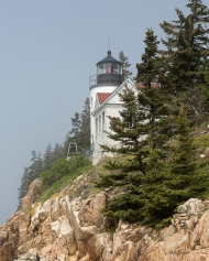 photo of Bass Harbor Head Lighthouse, Maine