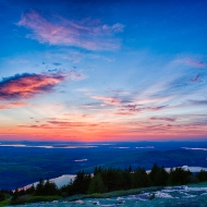 photo of Cadillac Mtn Sunset