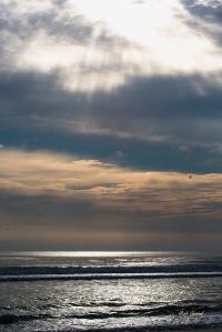 photo of Daytona in the early morning
