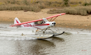 photo of Aircraft Landing on Chena River