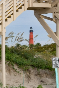 photo of Ponce Inlet Light House