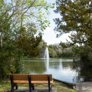 photo of Central Park Bench, Ormond Beach, FL
